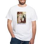 Sleeping Beauty White T-Shirt