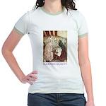 Sleeping Beauty Jr. Ringer T-Shirt