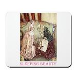 Sleeping Beauty Mousepad