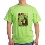Sleeping Beauty Green T-Shirt