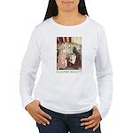 Sleeping Beauty Women's Long Sleeve T-Shirt
