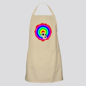 Rainbow Afro Apron