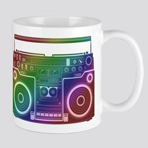 Rainbow Stereo Mug