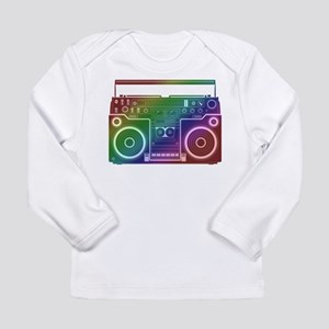 Rainbow Stereo Long Sleeve Infant T-Shirt