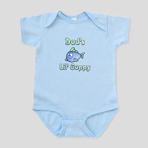Dad's Lil' Guppy Infant Bodysuit