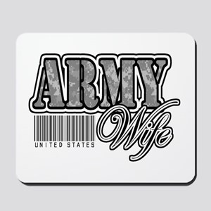 Army Wife, ACU Mousepad