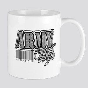Army Wife, ACU Mug