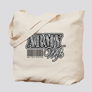 Army Wife, ACU Tote Bag
