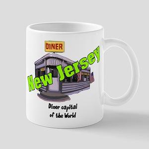 Corner Diner Mug