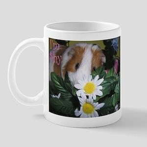 I'm shy Piggie! Mug