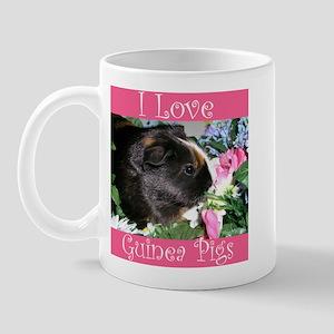 I love guinea pigs! Mug