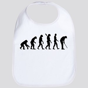 Golf evolution Bib