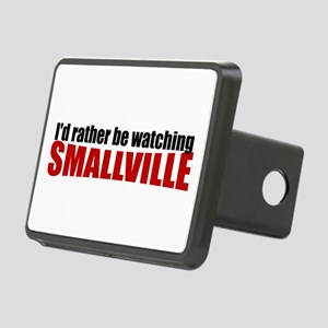 Smallville Fan Rectangular Hitch Cover