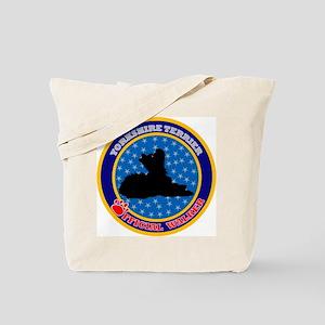 Yorkshire Terrier Tote Bag