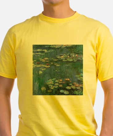 Claude Monet Water Lilies T