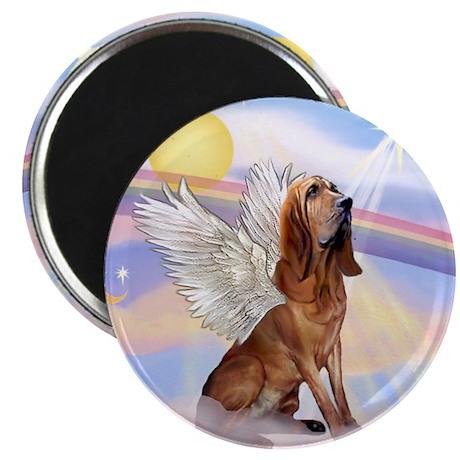 "Clouds-BloodhoundAngel 2.25"" Magnet (100 pack)"