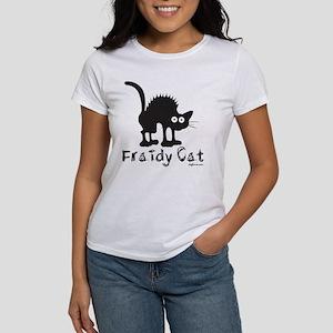 Fraidy Cat Women's T-Shirt
