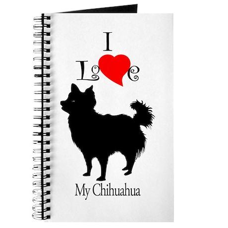 Chihuahua Longhair Journal