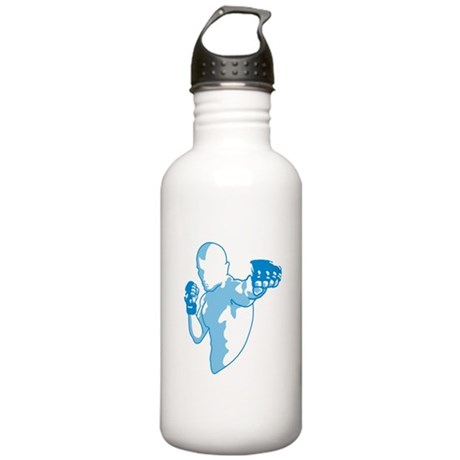 Punch (blue) Stainless Water Bottle 1.0L