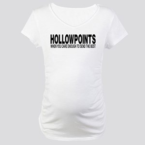 HOLLOWPOINTS Maternity T-Shirt
