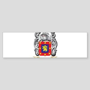 Benito Family Crest - Benito Coat o Bumper Sticker