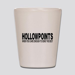 HOLLOWPOINTS Shot Glass
