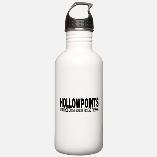 HOLLOWPOINTS Water Bottle