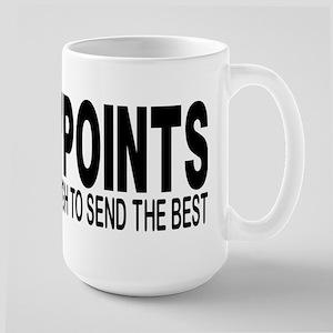HOLLOWPOINTS Large Mug