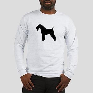 Kerry Blue Terrier Long Sleeve T-Shirt