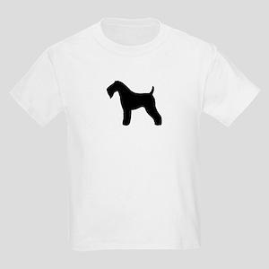 Kerry Blue Terrier Kids Light T-Shirt
