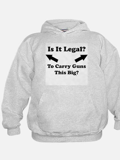 Is It Legal? Hoodie