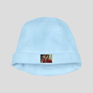 John Collier Lady Godiva baby hat