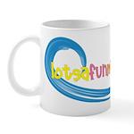 lostafun - big 4 Mugs