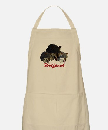 Wolfpack Front Apron