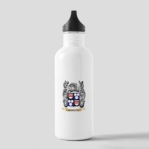 Bennetts Family Crest Stainless Water Bottle 1.0L