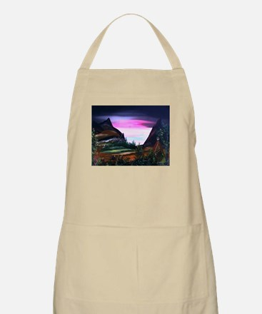 Native American The View Apron