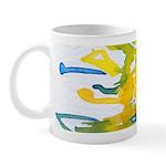Atom Sea #5 Mug