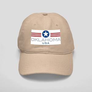 Oklahoma-Star Stripes: Cap