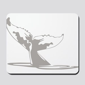 Humpback Whale Tail Mousepad