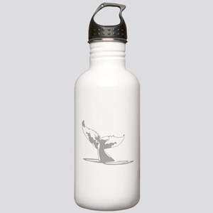 Humpback Whale Tail Stainless Water Bottle 1.0L