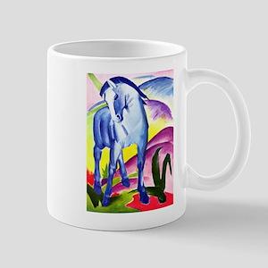 Franz Marc - Blue Horse I Mug