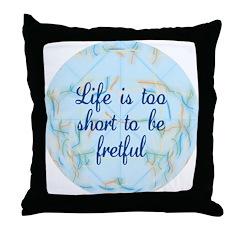 2 Short Throw Pillow