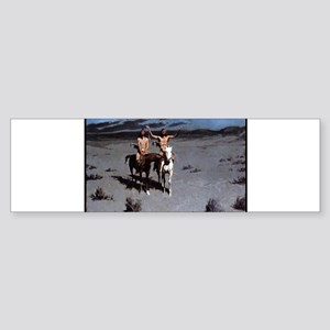 Best Seller Wild West Sticker (Bumper)