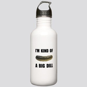 A Big Dill Stainless Water Bottle 1.0L