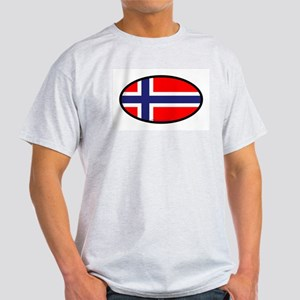 Norway Ash Grey T-Shirt
