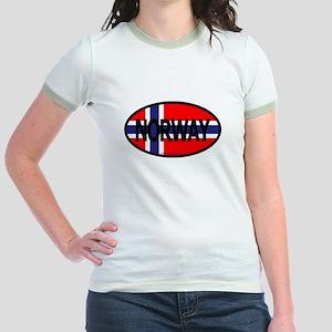 Norway Jr. Ringer T-Shirt