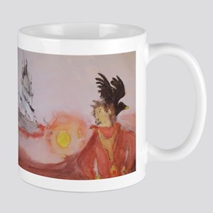 The Dark Tower Watercolor Painting Mug