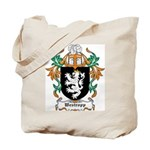 Westropp Coat of Arms Tote Bag