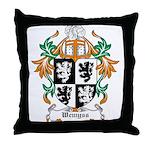 Wemyss Coat of Arms Throw Pillow
