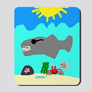 Snazzy Seas Mousepad